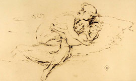 lithograph james mcneill whistler